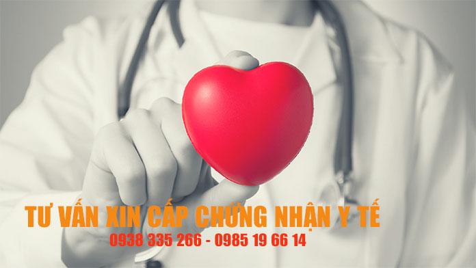 Cơ quan nào cấp giấy chứng nhận y tế Health Certificate? (Ảnh VinaUCare)
