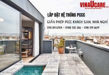 VinaUcare chuyên lắp đặt hệ thống PCCC và giấy phép PCCC khách sạn (Ảnh: VNU)