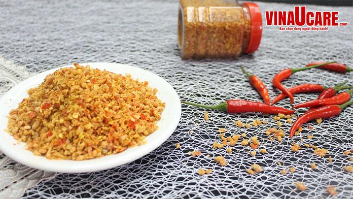 Cách thức công bố tiêu chuẩn chất lượng muối ớt sấy khô
