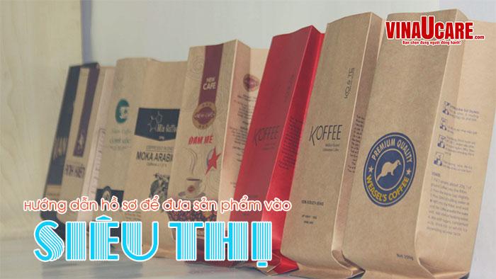 Để bán sản phẩm thực phẩm vào siêu thị cần chuẩn bị những gì?