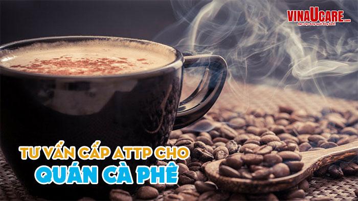 Xin giấy phép vệ sinh an toàn thực phẩm quán cà phê tại quận Bình Thạnh (Ảnh VinaUCare)
