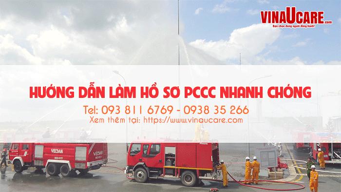 Hướng dẫn xin Giấy chứng nhận đủ điều kiện PCCC tại Hóc Môn