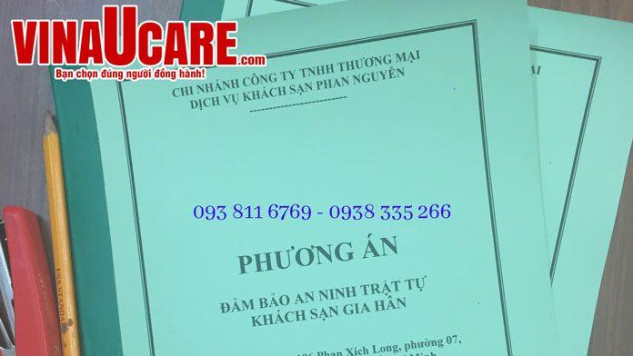 Phuong an antt hoan chinh tai vinaucare