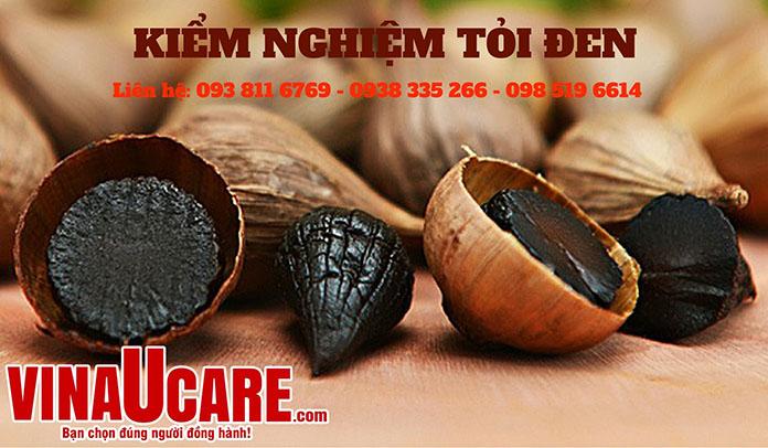 VinaUcare cung cấp dịch vụ kiểm nghiệm tỏi đen (Ảnh: VNU)