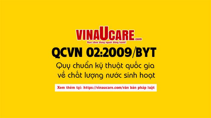QCVN 02:2009/BYT