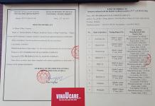 Đăng ký chứng nhận y tế hạt điều xuất khẩu nhanh chóng