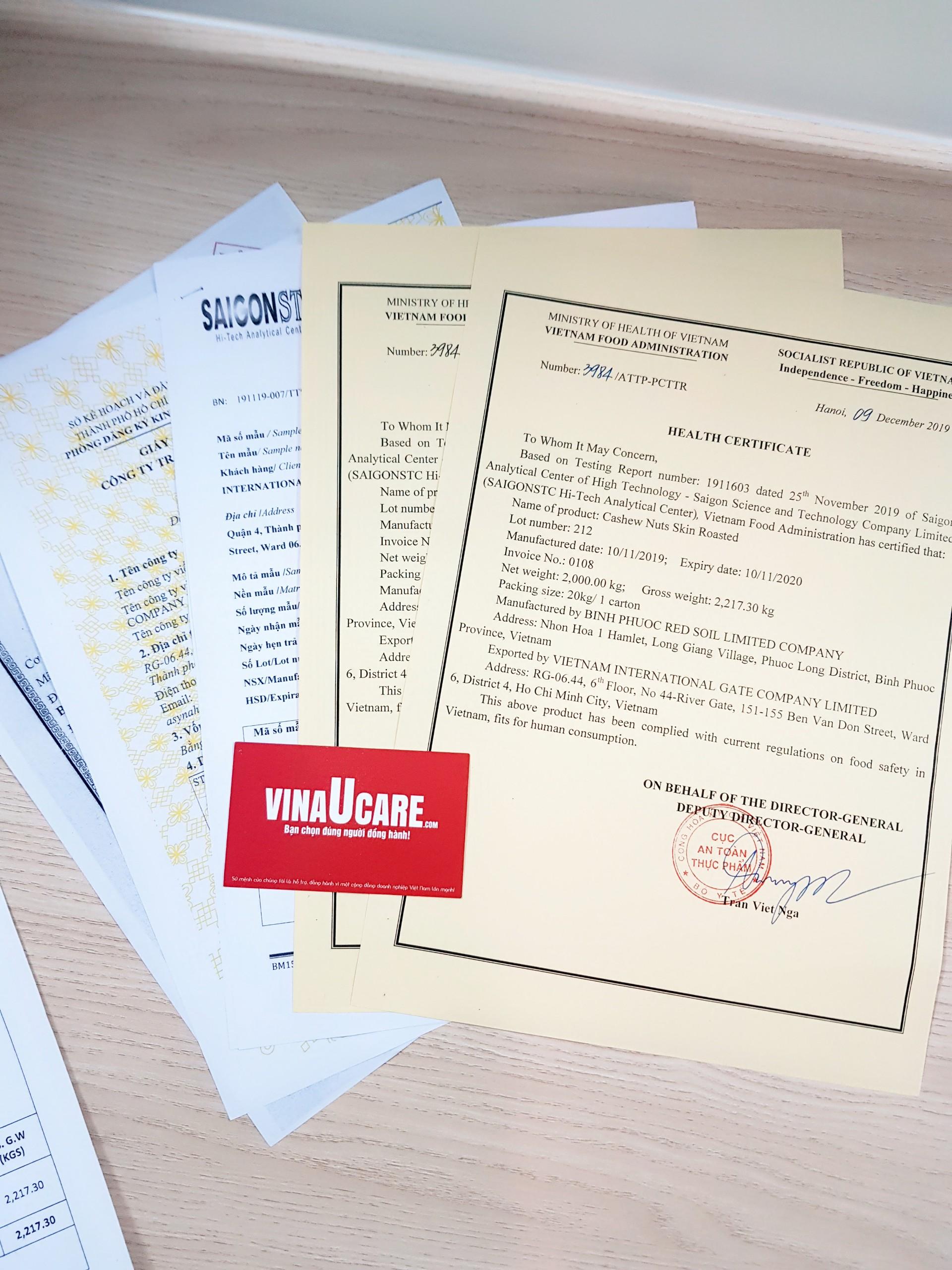 Dịch vụ đăng ký chứng nhận y tế uy tín toàn quốc