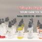 Kiểm nghiệm thử nghiệm serum chăm sóc da