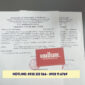 Đăng ký chứng nhận lưu hành tự do cho khẩu trang vải kháng khuẩn