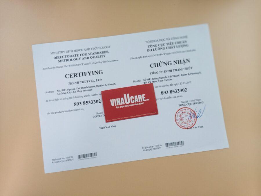 Dịch vụ đăng ký giấy chứng nhận mã số mã vạch bánh kẹo